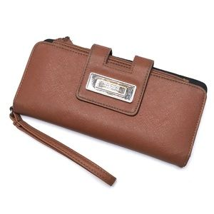 Kenneth Cole Reaction | Cognac brown wallet